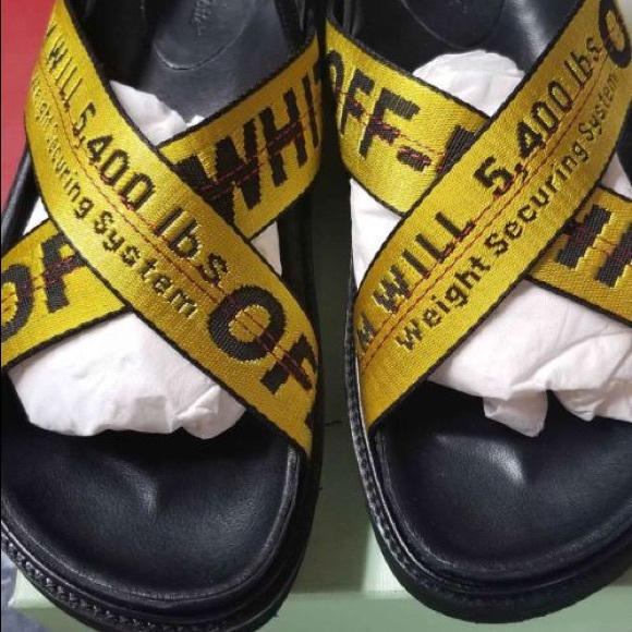 Off-White Shoes | Offwhite Sandals
